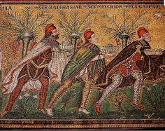 San Apollinare Nuovo - Bazilika, Ravenna, 6.sz.