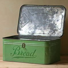 vintage bread box...love this