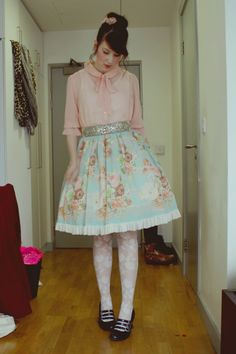 daily_lolita: Fall Outfits in London