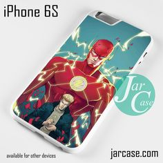 Barry Allen The Flash Phone case for iPhone 6/6S/6 Plus/6S plus
