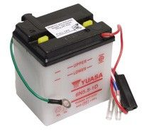 Yuasa 6N5.5-1D Honda Motorcycle Batteries