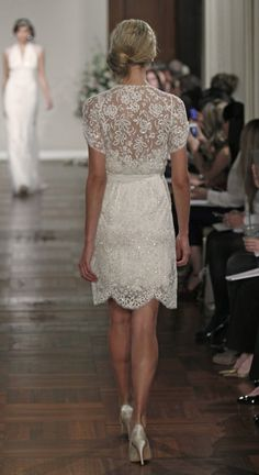 The Hottest Wedding Trend: 48 Awesome Short Wedding Dresses