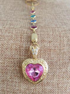 Princess Heart Necklace