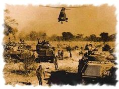 angolan war 1975 | The South African Border War - South African Military Veterans