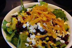 For the Canadians frequenting this site, you are no doubt familiar with Earl's restaurant.  They have an Ah-Maze-Ing Santa Fe chicken salad on their menu that rocks my world.  Upon discovering it, I set out on a quest to find a copycat recipe.  The recipe listed below is a slight adaptation of one from epicurious.com and …