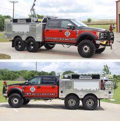 Skeeter Fire Truck