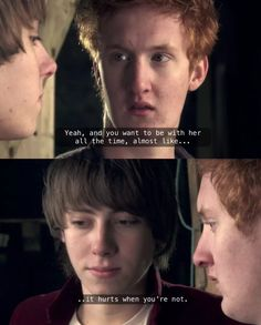 skins uk shared by ølivia cerullì on We Heart It Sad Movies, Series Movies, Movies And Tv Shows, Movie Tv, Tv Show Quotes, Movie Quotes, Funny Quotes, Skins Uk Quotes, Skin Aesthetics