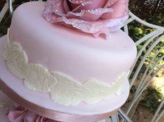 Wedding Cakes at www.weddingeventangel.com