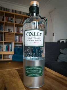 Oxley Gin Gif
