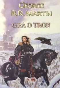 """Osławiona dzięki serialowi produkcji HBO """"Gra o Tron"""" to pierwsza część serii """"Pieśń lodu i ognia"""" George'a R. R. Martina. Ta powieść to tryumfalny powrót fantasy w prawdziwie tolkienowskim stylu. Przenosi nas do wyjątkowego świata królów, rycerzy i dam oraz namiętności, które nimi targają, żądzy władzy i szalonych intryg."""