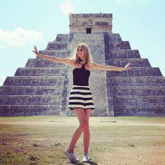 .@Jess Liu Stein | Finally ticked off my bucket list... Chichén Itzá!!!!! | Webstagram - the best Instagram viewer