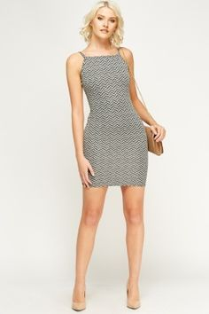 Rebecca Taylor - V Neck Flutter Dress - Whitegrey Affordable Dresses, Cheap Dresses, Casual Dresses, Dresses For Work, Dress Outfits, Fashion Dresses, Rebecca Taylor, Latest Dress, Amazing Women