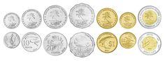 Cocos (Keeling) Islands,  set of 7 uncirculated coins