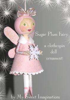 Sneak Peek Ornament... - My Sweet Imaginations