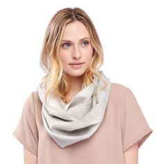Endless versatility and endless softness — the defining qualities of our infinity scarf. The incredibly soft hand comes from using only the finest,…