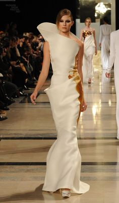 Stephanie Rolland haute couture s/s 11 #sculpture