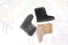 Winter is here.. Κρατήστε τα ποδαράκια τους ζεστά με μποτάκια #TOMS Fall Winter, Autumn, Fur Slides, Toms, Sandals, Fashion, Slide Sandals, Moda, Fall