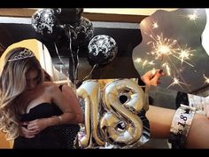 Faça você mesmo - Decoração de festas: Festa do Branco! - YouTube