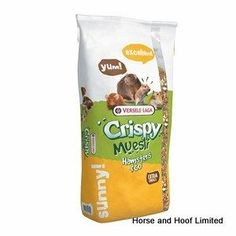 Versele Laga Crispy Muesli Hamster Co Food Versele Laga Crispy Muesli Hamster Co is the ideal food for hamsters other omnivorous rodents like rats. Hamsters, Rodents, Hamster Food, Snack Recipes, Snacks, Protein Sources, Muesli, Farm Animals, Rats