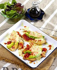Avocado Chicken #reseppesona