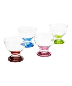 Take a look at this Flavor 6-Oz. Ice Cream Dish Set on zulily today!