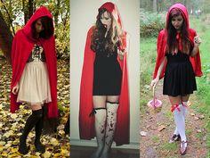 fantasia-facil-halloween-chapeuzinho-vermelho