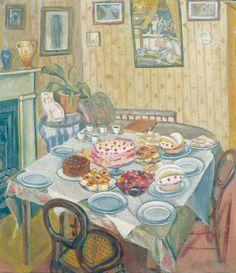 The Birthday Feast Peggy Angus