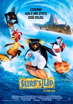 Surf's Up 2007 full Movie HD Free Download DVDrip