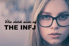 INFJs are rare jewels, but is it possible that they have a dark side, too? Read an INFJ writer and coach's take on the shadier side of the INFJ.