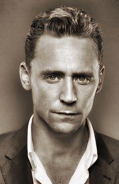 Tom Hiddleston.. good lord