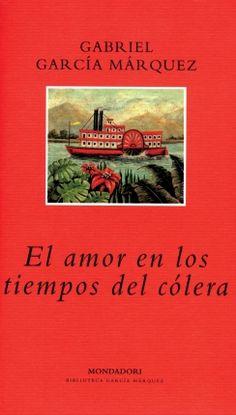 El amor en los tiempos del cólera. Gabriel García Márquez. Para ver la disponibilidad de este título en Bibliotecas Públicas Municipales de Zaragoza consulta el catálogo en http://bibliotecas-municipales.zaragoza.es