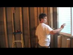 How to Finish Your Basement and Basement Remodeling Finishing your basement can almost double the square foot living space of your home. A finished basement can include new living space such as a r… Basement Windows, Basement House, Basement Flooring, Diy Flooring, Basement Remodel Diy, Basement Remodeling, Basement Decorating, Decorating Ideas, Rustic Basement