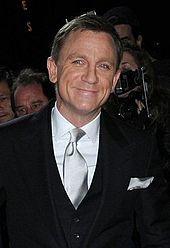 Daniel Craig (2008), aktueller Bond-Darsteller