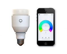 LIFX smart bulb revi