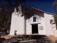 Jujuy, Purmamarca. Iglesia de Santa Rosa