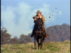 (Pic from Snowy River.) 'Unforgiven' Turns 14 Reasons Why Clint Eastwood Film Is One of the Best Westerns (Photos) Western Photo, Western Film, Western Movies, Best Western, Western Art, Cute Horses, Beautiful Horses, Man From Snowy River, Horse Movies