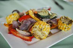 Fresh Summer Veggie Plates...Alexa's Catering Bothell WA