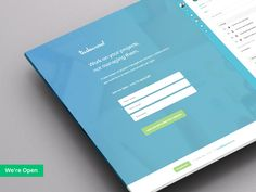 Open for Beta! by Andrés Max for Ideaware