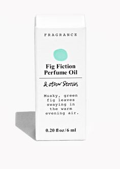 & Other Stories image 3 of Fig Fiction Roll on Perfume in Fig Fiction