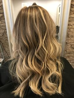 Hair by Nella #blondebalayage