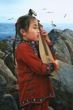 Illustration de Wai Ming
