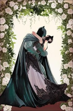 COMICS: Batman And Catwoman Tie The Knot On The Awesome Cover For BATMAN #50