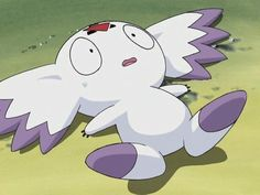 Digimon Tamers. This was my favorite character in that season... Calumon!