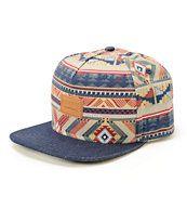 Dravus Bearing Strapback Hat