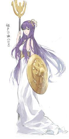 Athena By Kozaki Yusuke