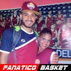 by @iraizita08 #FanaticoBasket  Con el más chiquito de la casa...