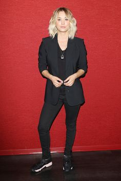 Kaley Cuoco's Dior Shoes Are Not What You'd Expect — They're Even Better