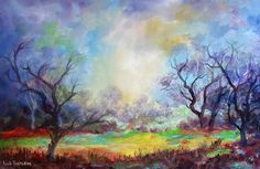 Buy Amazing Nature, Oil painting by Louis Pretorius on Artfinder. Discover thousands of other original paintings, prints, sculptures and photography from independent artists.