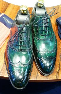 The Shoe Snob: Bespoke Shoes I Have Made