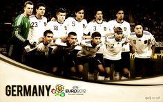 Germany National Team Euro 2012